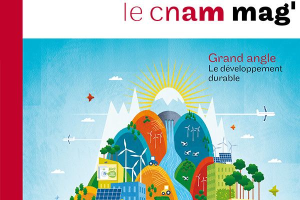 Cnam mag' N°3: Le développement durable